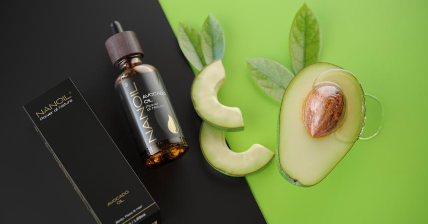 Nanoil Organic Avocado Oil