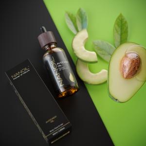 Unrefined Nanoil Avocado Oil